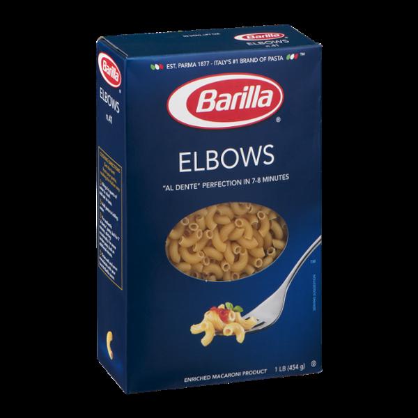 Barilla Pasta Elbows