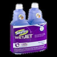 Swiffer WetJet Multi-Purpose Cleaner Open-Window Fresh Scent - 2 CT