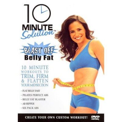 Anchor Bay Entertainment 10 Minute Solution: Blast Off Belly Fat (DVD)