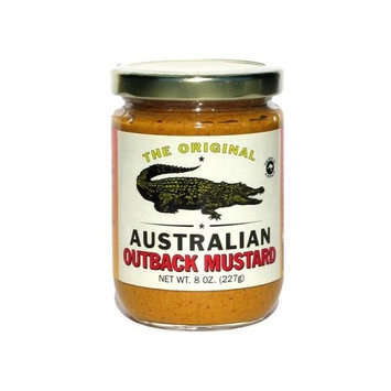 Original Australian BBQ Co. The Original Australian Outback Mustard 227g