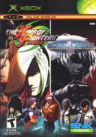 SNK King of Fighters 2003 and 2002