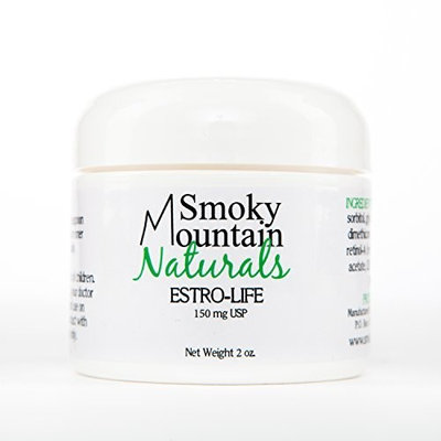 Smoky Mountain Naturals Natural Estro-life Cream
