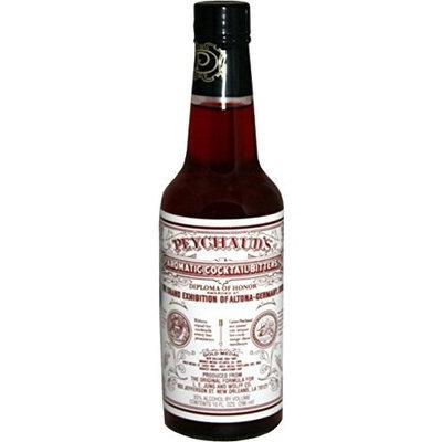 Peychaud's Peychauds Aromatic Cocktail Bitters: 5 oz