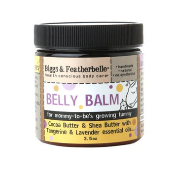 Biggs & Featherbelle Belly Balm, 3.5 oz