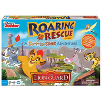 Wonder Forge Disney Junior The Lion Guard Roaring Rescue Game A Surprise Slides™ Adventure