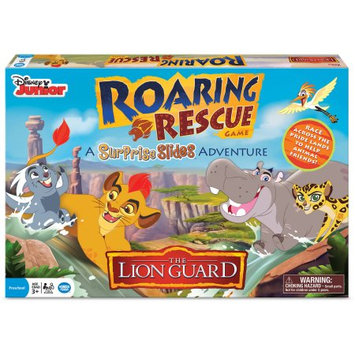 Wonder Forge Disney Junior The Lion Guard Roaring Rescue Game A Surprise Slides™ Adventure