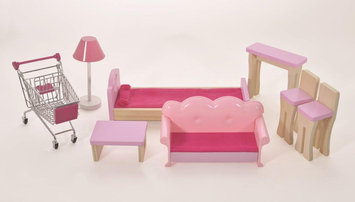Fortune East Usa Llc Fortune East Dollhouse Department Store Furniture