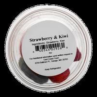 East Coast Fresh Strawberries & Kiwi