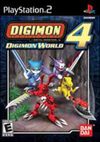 Bandai Digimon World 4