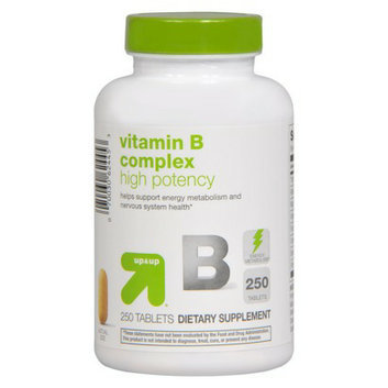 Up & Up High Potency Vitamin B Complex - 250-pk.