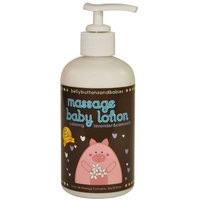 Belly Buttons and Babies Calming Massage Lotion, Lavender Chamomile, 8 Ounce (Discontinued by Manufacturer)