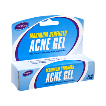 CareOne Maximum Strength Acne Gel