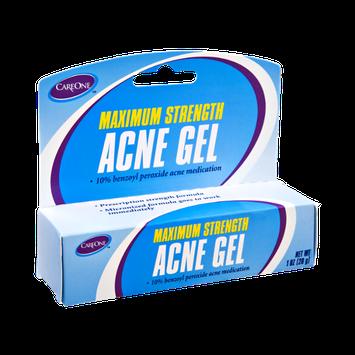 CareOne Maximum Strength Acne Gel