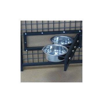 Options Plus Bolt on Feeders with Two Bowls