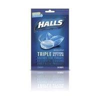 Halls Drops Menthol-Lyptus 30-Count Drops