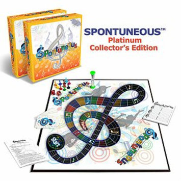 Spontuneous Game Acting on the natural tendency or impulse to burst into song, 1 ea