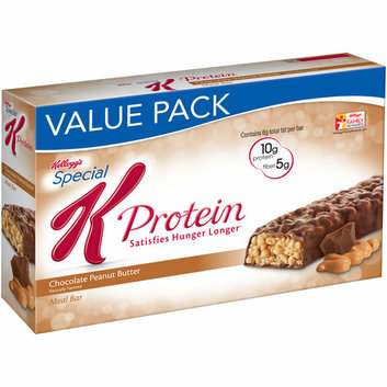 Special K® Kellogg Chocolate Peanut Butter Protein Meal Bars