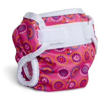 Bummis Super Brite Diaper Cover, Pink, 15-30 Pounds (Discontinued by Manufacturer)