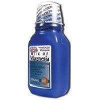 Preffered Plus Products Milk of Magnesia, Original, 16 FL.OZ (473ml)