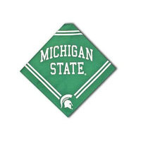 Sporty K9 Michigan State Dog Bandana, Medium/Large