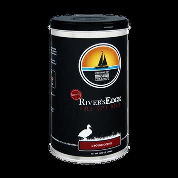 Chesapeake Bay Roasting Company River's Edge Full City Bold Organic Ground Coffee