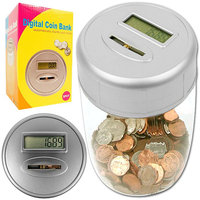 Trademark Commerce Trademark Ultimate Automatic Digital Coin Counting Bank