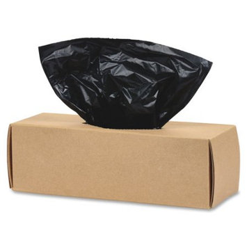 Tatco Dog Waste Station Refill Bags - Black - 2000/carton - Waste Disposal, Office, Park, Home (tco-28600)