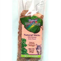 Vitakraft Chinchilla Vita Verde Parsley Natural Stick Bag