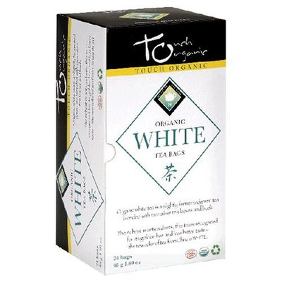 Touch Organic White Tea, 24 Count, 1.69-Ounce Boxes (Pack of 6)