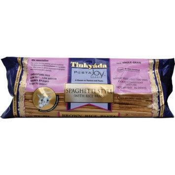 Tinkyada Brown Rice Spaghetti Style Pasta, 16 Ounce (Pack of 6)