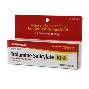 Perrigo Trolamine Salicylate 10% Pain Relieving Cream with Aloe