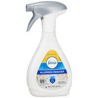Febreze Allergen Reducer Clean Splash Scent Fabric Refresher Spray 16.