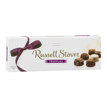 Russell Stover Rich Chocolate Centers Truffles