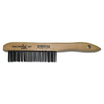 Anchor Brand ANR387 Cleaning Tools Janitorial Supplies Cleaning Brushes; Carbon Steel