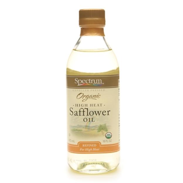 Spectrum Naturals Organic Safflower Oil