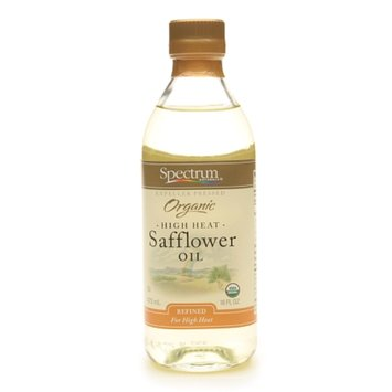 Spectrum Naturals Organic Safflower Oil