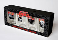 Taverncraft The Walking Dead Pint Glass Set