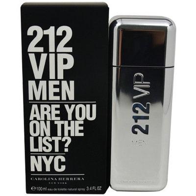 Carolina Herrera 212 VIP Men Eau de Toilette Spray, 3.4 fl oz