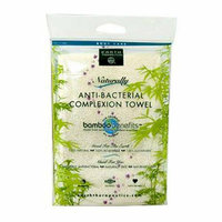 Earth Therapeutics Bamboo Benefits Anti-Bacterial Complexion Towel 1 Cloth