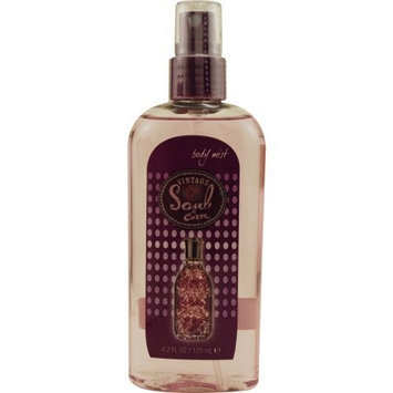 Curve Vintage Soul by Liz Claiborne Body Mist for Women, 4.2 Ounce