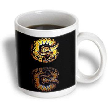 Recaro North 3dRose - Snakes - Ball Python - 15 oz mug