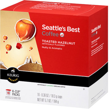 Seattle's Best Coffee Toasted Hazelnut K-Cup 16 ct