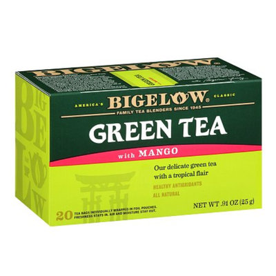 Bigelow Green Tea with Mango