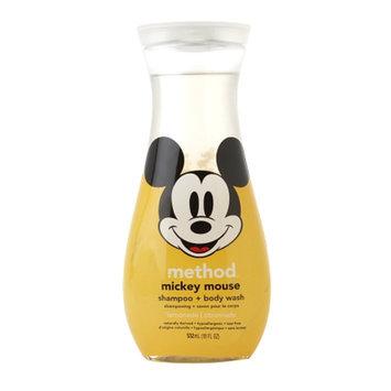 method shampoo and body wash mickey mouse lemonade