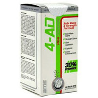 Advanced Muscle Science 4-AD-RDe [60 Tablets]