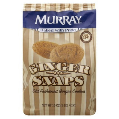 Murray Old Fashioned Ginger Snaps Cookies 16 oz
