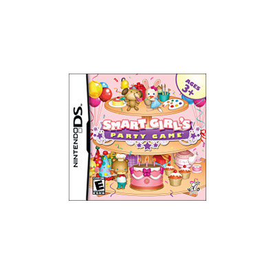 Tommo Smart Girls Party Games