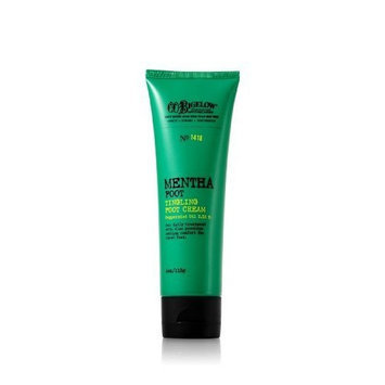 C.O. Bigelow C.o.bigelow Mentha Foot Tingling Foot Cream 1418, (4 Oz)