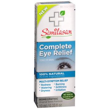 Similasan Complete Eye Relief, .33 fl oz