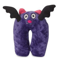 goDog Unimals 770943 Batty Small with Chew Guard Technology Tough Plush Dog Toy